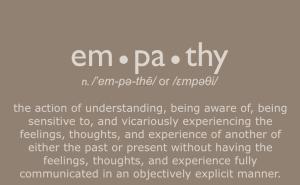 Definition of Empathy